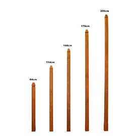 ~沃克花園~松木~柱子6~6~209cm 柚木色