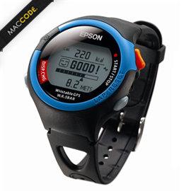 EPSON SS-301B 專業級 鐵人腕式 GPS 手錶 SS-301P 公司貨 贈運動腰包