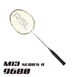 2014RSL羽球拍_M13 9680 racket 含單隻拍套 ~減震系列