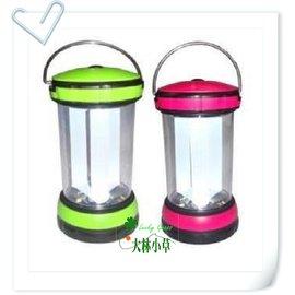 大林小草 ~【DJ-7393】大營家 時尚6LED露營燈