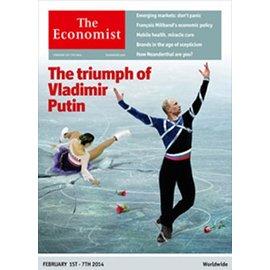 THE ECONOMIST 經濟學人雜誌 2 1 2014