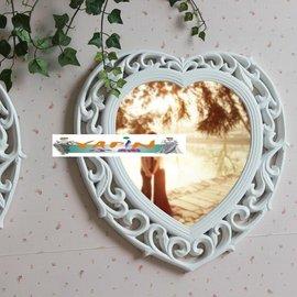 ~yapin小舖~田園.鄉村.相框.木框.化妝鏡框.結婚相框.圖畫框.衛浴化妝鏡