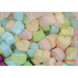 【吉嘉量販網】悅情系列棉花糖(多種造型) 每包1公斤批發價175元