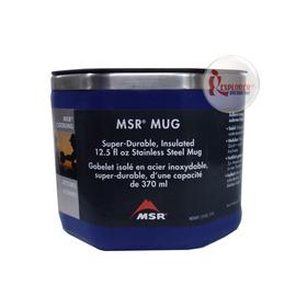 探險家戶外用品㊣MS-21675 美國MSR保溫杯(藍) 馬克杯 斷熱杯 咖啡杯 水杯 不銹鋼杯 登山 野炊