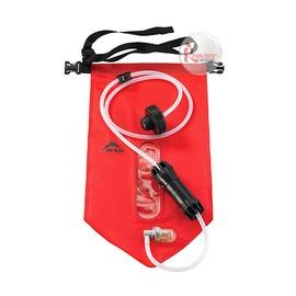探險家戶外用品㊣MS-56501 美國MSR輕量化免幫浦濾水器 水質過濾 登山 野炊 溯溪 水袋 水壺