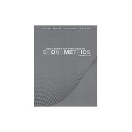 Using EViews for Principles of Econometrics 4