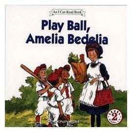 【老麥外文】〈小熊媽 書單〉PLAY BALL AMELIA BEDELIA L2  單C