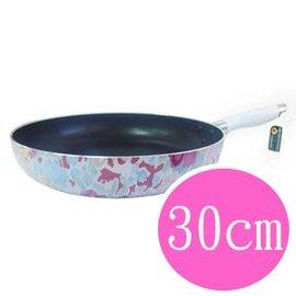 活力繽紛平底鍋30cm-電磁爐適用