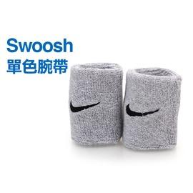 NIKE Swoosh 運動腕帶(籃球 網球 排羽球 一雙入 免運【98341037】≡排汗專家≡