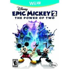 WiiU Disney Epic Mickey 2: The Power of Two 傳