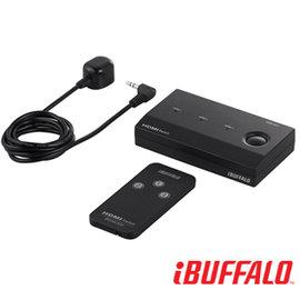 Buffalo 1080p HDMI Swich ^(3 port^)~附遙控器