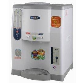 晶工牌 7公升節能科技全開水溫熱開飲機 JD~1011