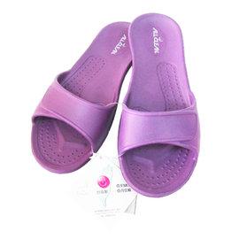 ALL CLEAN環保室內拖鞋-紫色