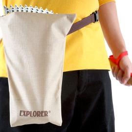 探險家戶外用品㊣BG7404 可提拉多功能腰掛袋 收納袋 裝備袋 營釘盒 工具袋 裝備袋 台灣製