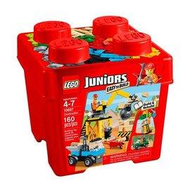 LEGO樂高 JUNIORS 建築用地 10667~TOYeGO玩具e哥~