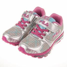 6折出清~FILA 兒童 MD 舒適 透氣 氣墊 慢跑鞋 (3-J405O-823)