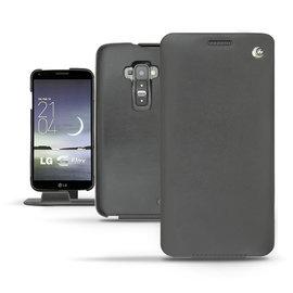 「LG G Flex」LG G Flex D958 下掀式皮套 保護殼 保護套 手機套 手機殼 手工訂製 法國NOREVE頂級手機皮套 專賣店 推薦