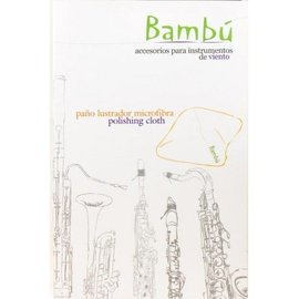 ~唐川音樂~~Bambu Saxophone Cleaning Swab 薩克斯風 微纖維