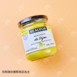 【艾佳】法式芥末醬(無籽)200g/罐
