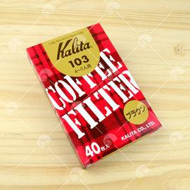 【艾佳】珈啡過濾紙4~7人用/盒