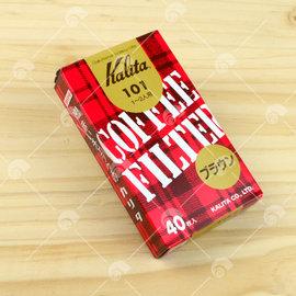 【艾佳】 珈啡過濾紙1~2人用/盒