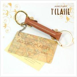~彩虹花 館~【ALVIERO MARTINI 馬汀尼】地圖  鑰匙圈 鑰匙環 C P37