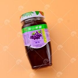 【艾佳】梨山-葡萄果醬260g/瓶