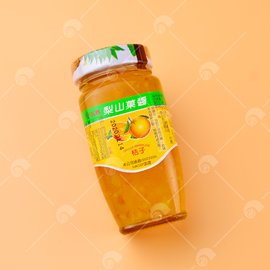 【艾佳】梨山-桔子果醬260g/瓶