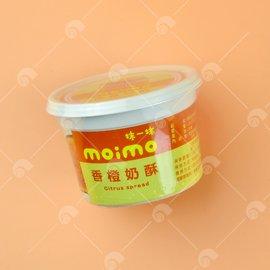 【艾佳】香橙奶酥抹醬 230g/罐