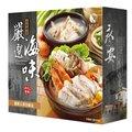永安區漁會•永安漁產•冷凍系列• 海味^~龍膽石斑魚組盒•黑鍋