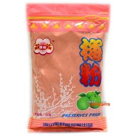 【吉嘉食品】海山 紅梅粉 1包600公克95元,另有紅梅粉,甘草粉,酸梅粉{4715788009027:1}
