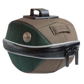 ~MOVE~單車手榴彈形座墊包~卡其 綠色