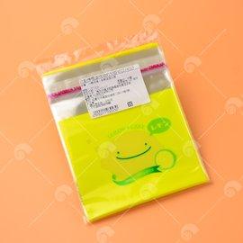 【艾佳】檸檬蛋糕自黏袋-約50入/包(花色隨機出貨)