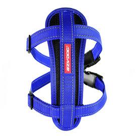 ^~~澳洲~ ^#65439  EzyDog~ 狗體工學胸背帶 ^~^~ XS號 藍色 ~