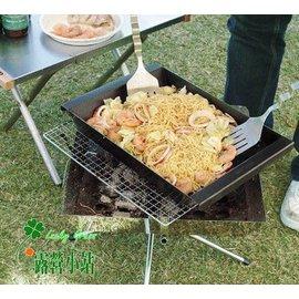 大林小草~【683125】日本UNIFLAME 焚火台專用烤盤(日本製)