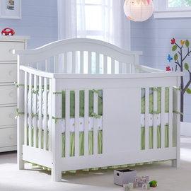 LEVANA【四合一系列】夏綠蒂 嬰兒成長床
