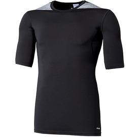 Adidas~Techfit ClimaLite系列  慢跑 路跑 健身  壓縮 短上衣 (D82011)