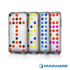 MARWARE iPod touch 4 小圓點 保護套