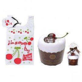 櫻桃蛋糕 袋 環保袋 手提袋  生日 結婚 活動禮 禮贈品