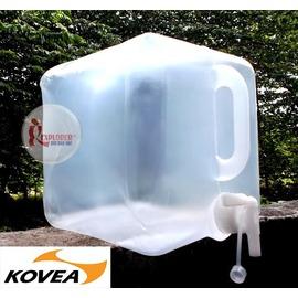 探險家戶外用品㊣KWB-1301韓國KOVEA摺疊水袋10L 折疊水箱戶外加厚水桶 露營炊事野營