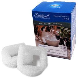 好好喝DRINKWELL•寵物噴泉過濾泡棉 陶瓷寵物噴泉 泡棉