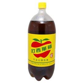 蘋果西打汽水2000ML6罐 飲料 蔬菜餅 梅心糖 蜜餞 QQ軟糖 魚乾 棉花糖 黑糖話梅