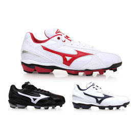 ≡排汗專家≡【02013515】MIZUNO FRANCHISE F Edition 男女棒壘球鞋(膠釘鞋 棒球 免運