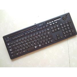USB日文鍵盤,超薄靜音 ~白色.黑色. 出貨