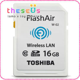 第 TOSHIBA FlashAir WIFI 16GB 16G SDHC W03 Cla