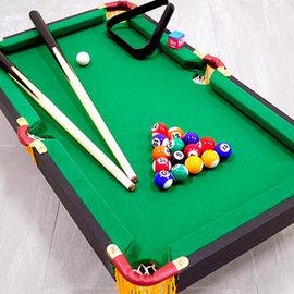 木製桌上型撞球台(內含完整配件)C167-Y601撞球桌.撞球桿球杆.遊戲台遊戲桌遊戲機.球類運動用品.推薦哪裡買