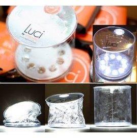 ~黎陽戶外用品~Luci  J130301~01 超輕巧 防水太陽能LED照明燈 LED燈