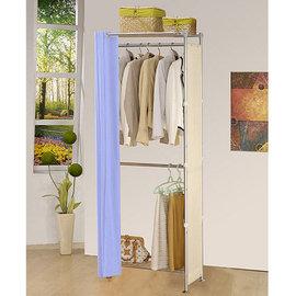 ~中華 網DIY ~D~56~01~W2型60公分衣櫥架~~~可升級成完全防塵衣櫥架