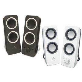 Logitech 羅技Multimedia Speakers Z200 2.0 喇叭 3.