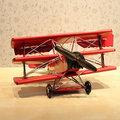 仿真鐵藝二戰飛機模型合金手工鐵皮飛機模型驚喜生日禮物男士